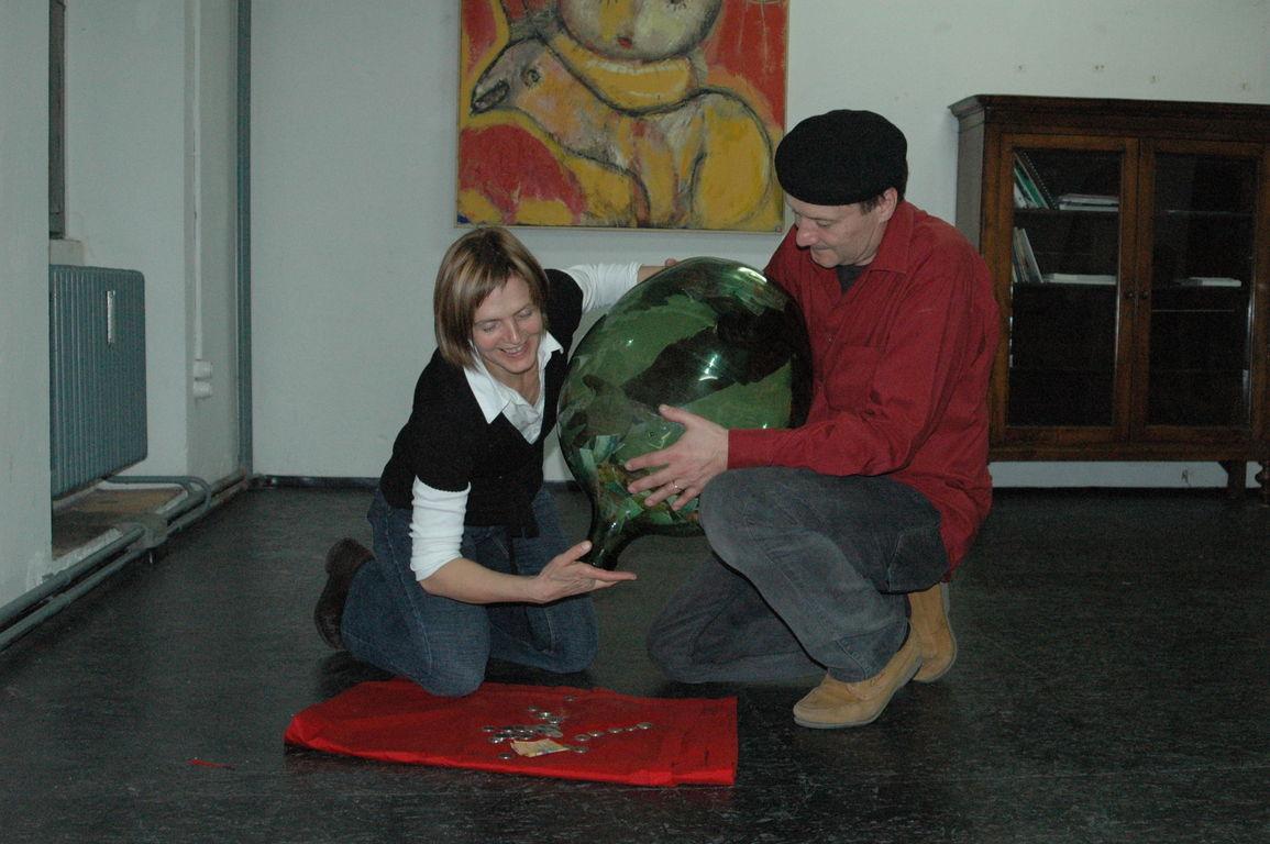 Karin e Ferruccio Cainero