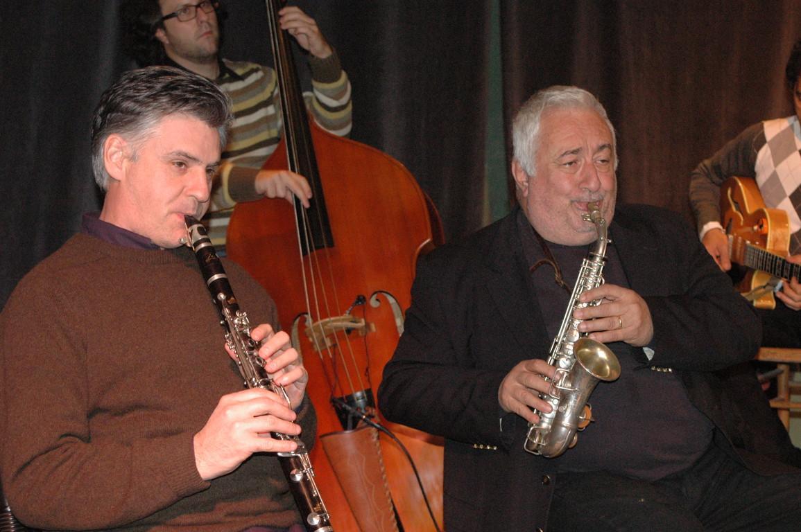 Alfredo Ferrario e Paolo Tomelleri
