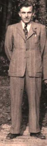 Fritz Schardt. Sohn von Annas Schwester Therese, geb. Matz