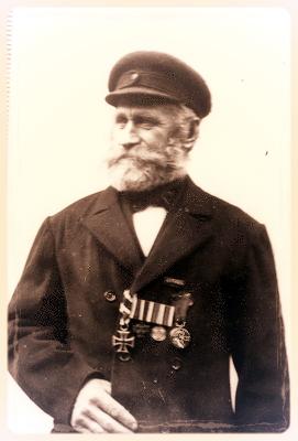 Kämmerer Strepkowski um 1900 (?) Wohl Vorgänger von Barkleit
