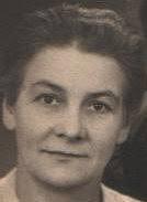 Minna Priess, geborene MAZt um 1940
