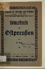 Heimatkunde Ostpreußen 1914