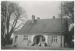 Das frühere Inspektorenhaus