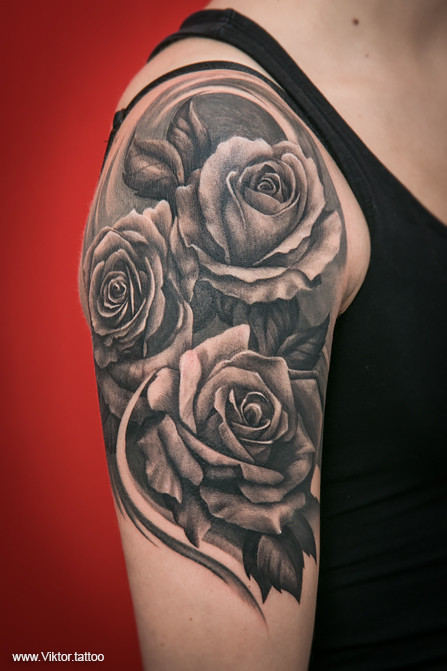 Tattoo by Rinat Tattarin