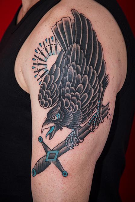 Tattoo by Alexander Micheenko