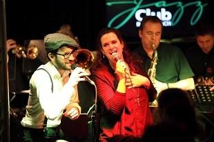 Die schweizer Band Cobana
