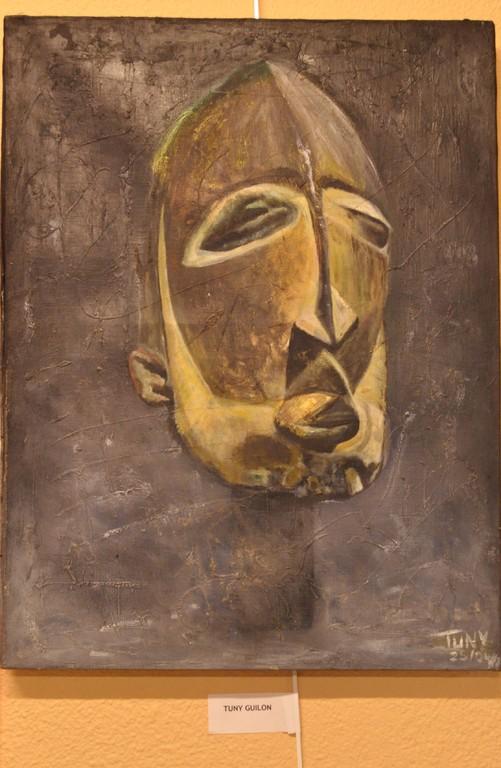Masque de TUNY acrylique