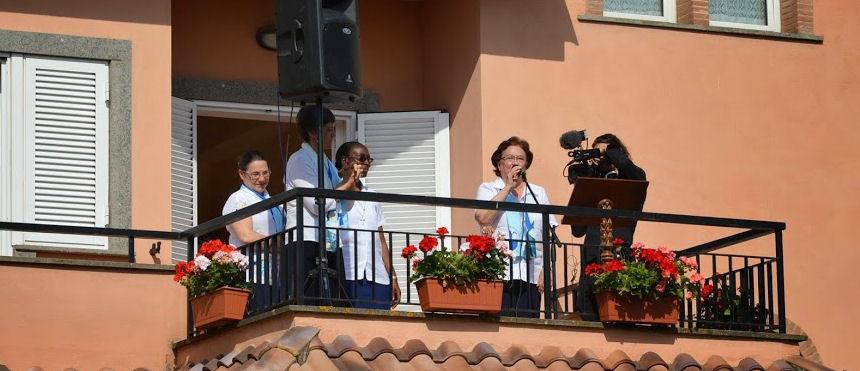 Momenti di festa a Romitello - Torrevecchia