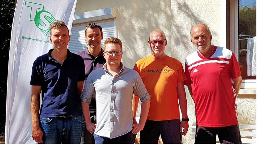 TC Rot-Weiß Halberstadt forciert Weiterentwicklung