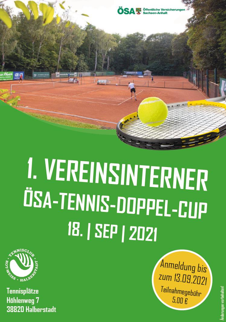 1. ÖSA-Tennis-Doppel-Cup