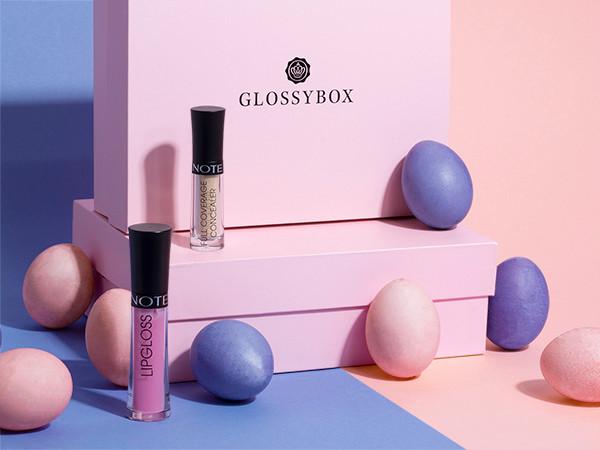 Glossybox März: Lipgloss oder Concealer