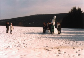 Sankt Andreasberg Harz Ostern 1995