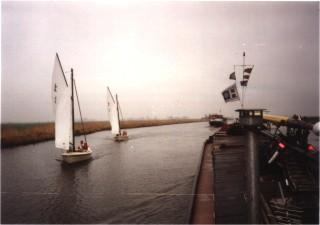 Holland Ostern 1996