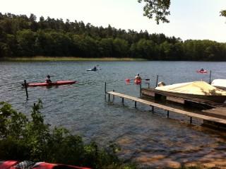 Sommer 2011 Woblitzsee