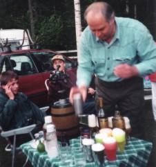 Schweden Sommer 1996