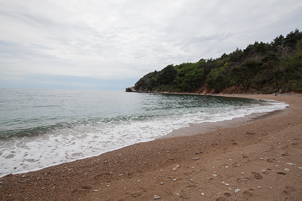 strand budva