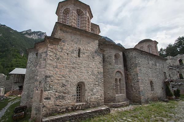 kloster des dionysos