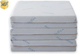 三つ折りマットレス DDウィング magniflex / マニフレックスは、眠りのプロ 睡眠環境・寝具指導士がいるマニステージ福岡へ。