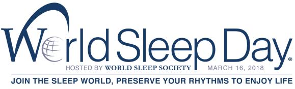 世界睡眠デー( World Sleep Day )  3/16は睡眠の日です。 / マニステージ福岡