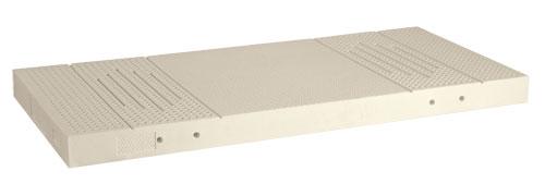 Kernhöhe: 12 cm (mit Bezug: 14 cm), in mittelfester & fester Ausführung erhältlich (5-Zonen-Kern)