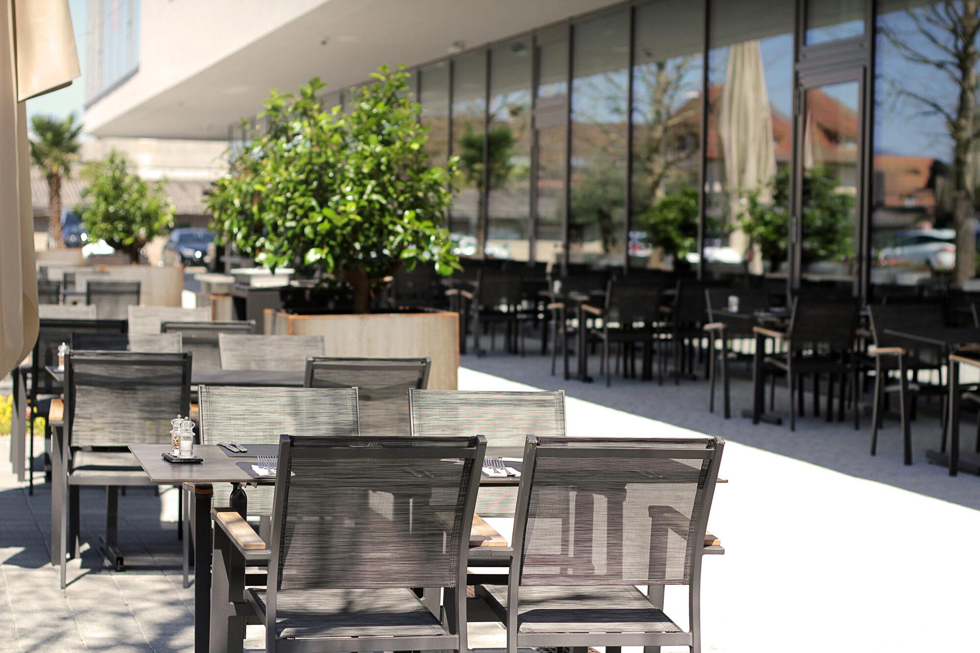 Piazza Meilenstein, Bistro & Bar