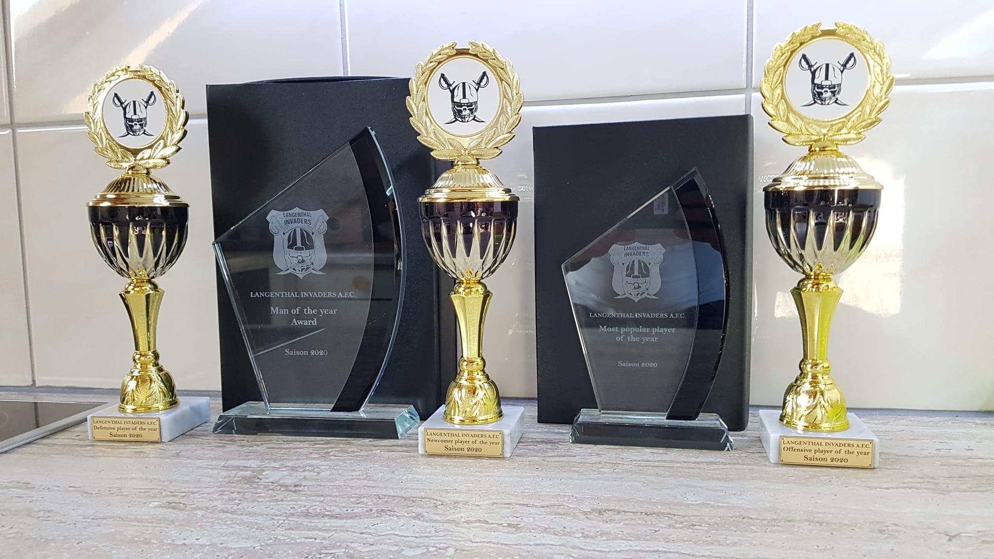 Die Auszeichnungen des Jahres 2020