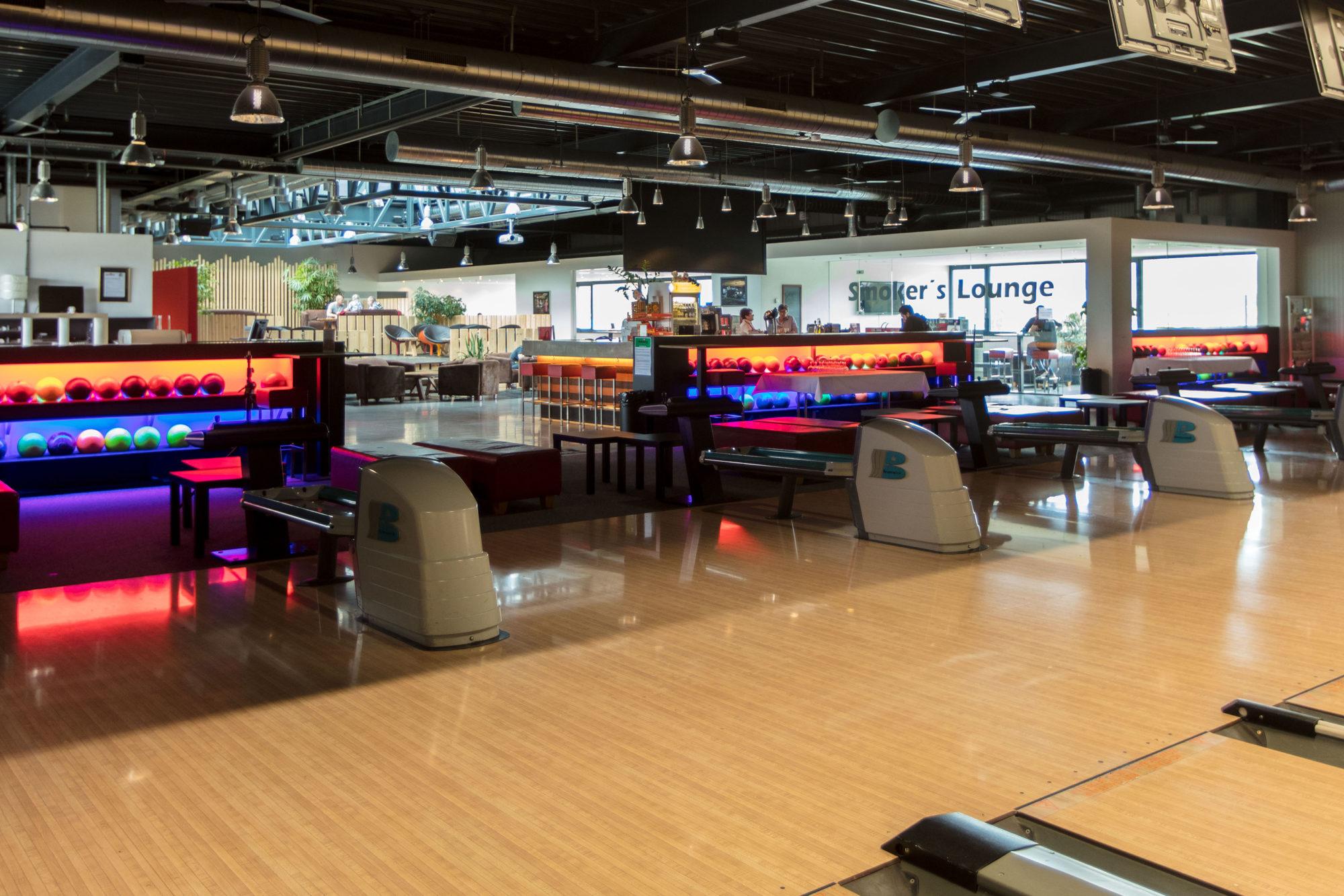 Das Bowlingcenter