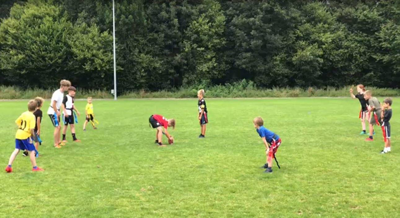 Flagfootball in Langenthal
