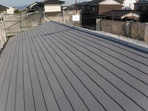 屋根軽量化で耐震性能を向上