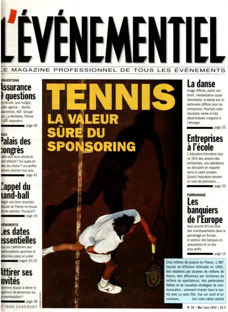 """magazine """"l'Événementiel"""""""