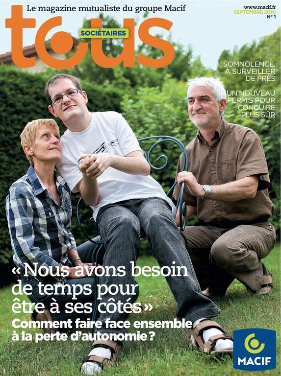 "Macif | magazine ""Tous sociétaires"""