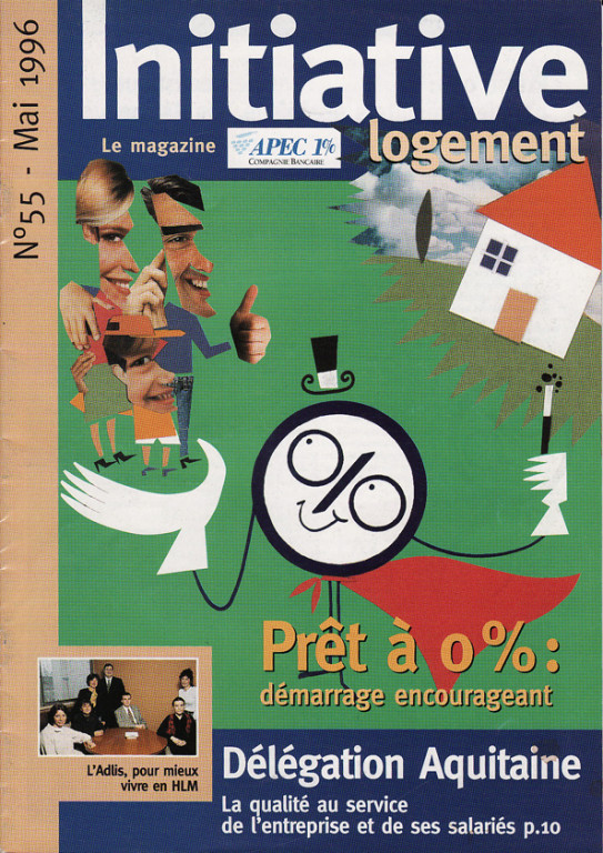 "Apec 1% | ""Initiative logement"""