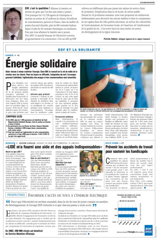 EDF | publi-rédactionnels
