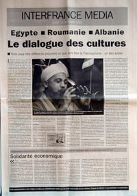 Interfrance Media - Le Monde | dossiers international