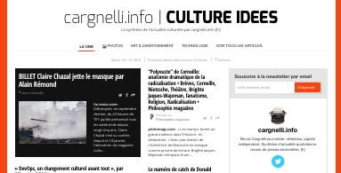 culture | idées