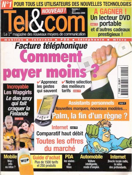 "magazine ""Tel & Com"""