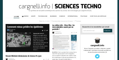 sciences | technogies