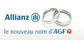 en 2009, la marque AGF a disparu au profit d'ALLIANZ