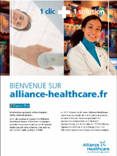 publicité France 2007 [crédit photo: phototèque Alliance Healthcare]