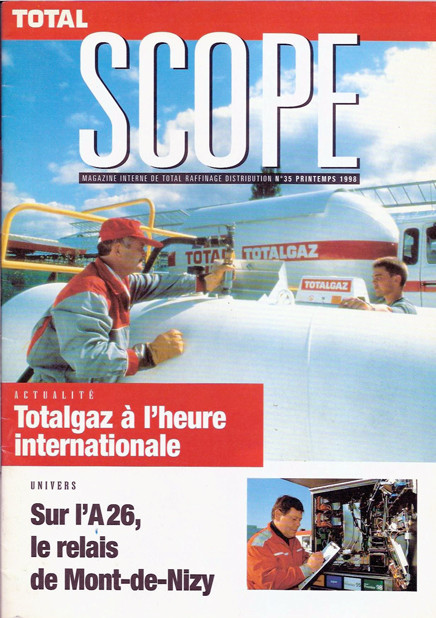 "Total | magazine ""Scope"""