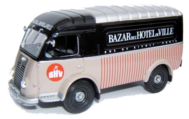 véhicule de livraison (années 1960)