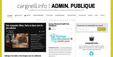 administration publique