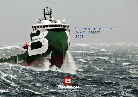 Bourbon | rapport annuel