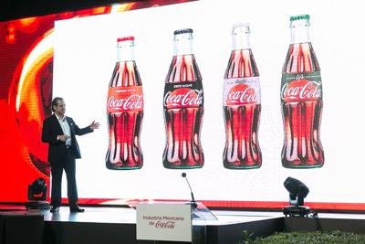 Reposicionamiento de Coca-cola primero en España