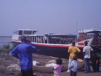 la baleiniere unikis construite par Congo baleiniere