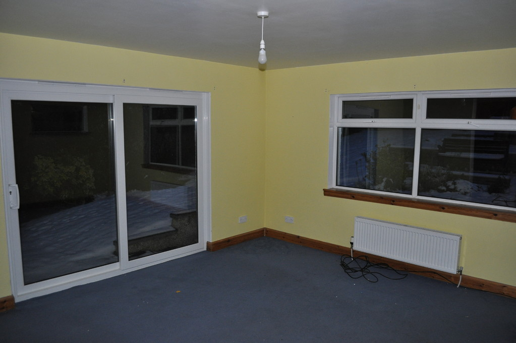 Extension before