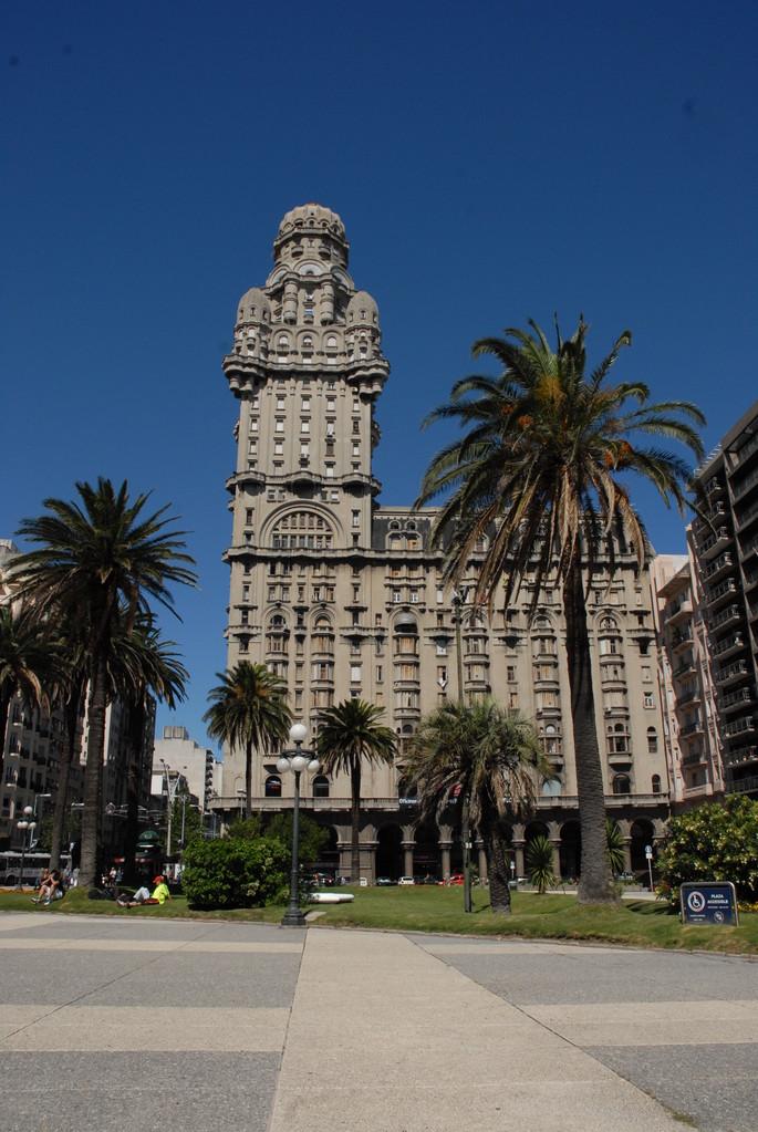 Der Palacio Salvo
