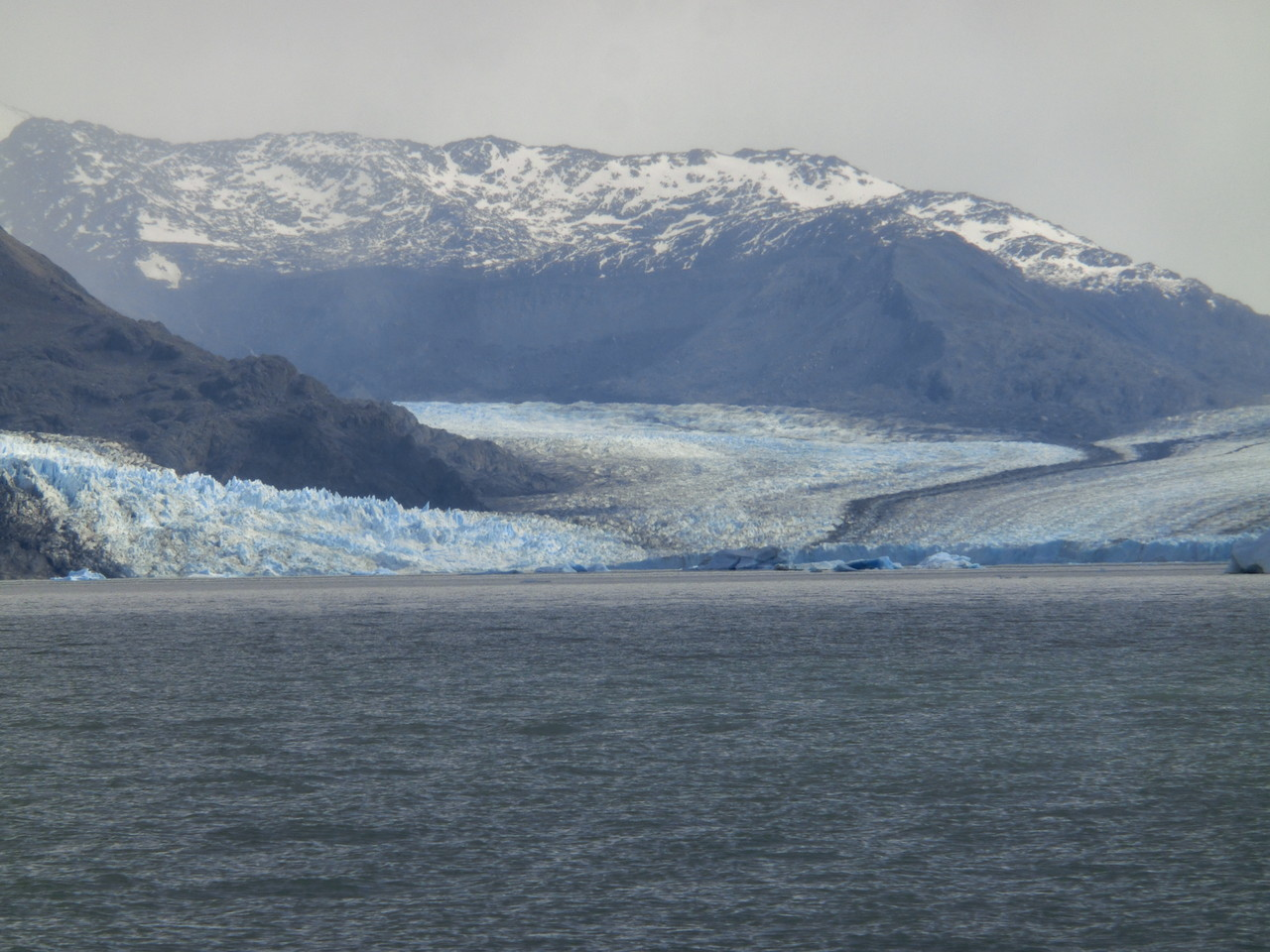 nochmals der Upsala-Gletscher