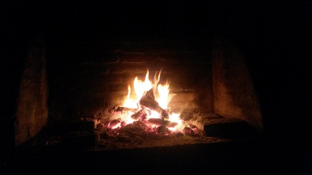 Und wärmen tuts nachts auch