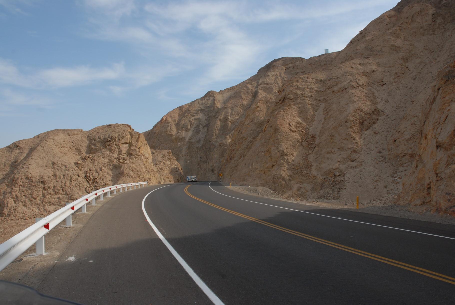 ... südlich von Lima ...